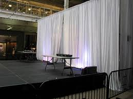 drape rental vivi pipe and drape system packages for trade booth pipe and