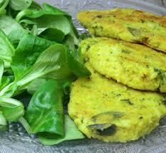 cuisiner le millet galettes de millet au brocoli et au curcuma sans gluten et sans