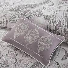 amazon com madison park samir comforter set king purple home