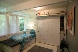 diy closet door decorating ideas and photos