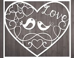 love paper cutting templates google search craft ideas
