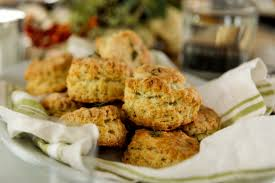 herb cheese biscuits the gray boxwood