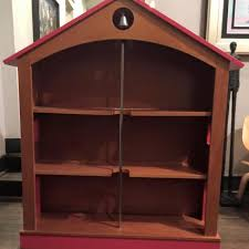 Potterybarn Bookcase Best Pottery Barn Firehouse Bookcase Heavy For Sale In Mccalla