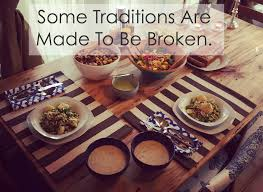 some traditions are made to be broken kate northrup