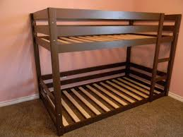 free bunkbed plans how to design and build custom bunk beds