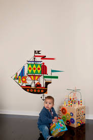 56 best stencils images on pinterest stencils stencil patterns supernice pirate ship wall sticker playroom or boy s nursery