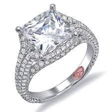 unique princess cut engagement rings princess cut engagement ring dw5452