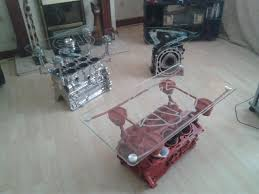mazda rotary table engine coffee tables uk