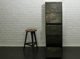 Metal Drawer Cabinets Vintage Metal Drawer Cabinet J U0026v