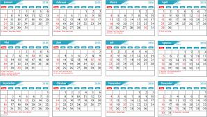 Gambar Kalender 2018 Lengkap Gratis Kalender 2018 Editable Format Cdr Lengkap Hancara