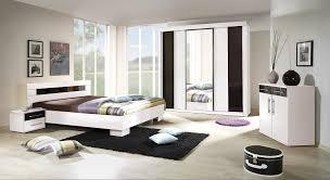 Schlafzimmer Schwarz Weiss Bilder Komplettes Schlafzimmer Dublin Weiss Schwarz Hochglanz Möbel Für