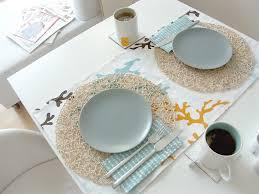 modern table settings blue white beige modern table setting wedding reception ideas the