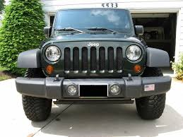 jeep wrangler front grill jk grill mod mesh grill modification for jk jeep wrangler