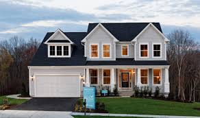 Hovnanian Home Design Gallery Cardinal View At Eagles Pointe New Homes In Woodbridge Va