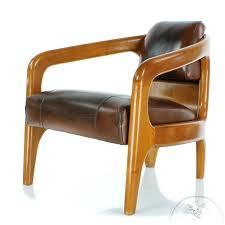 fauteuil bureau cuir bois fauteuil bois cuir fauteuil cuir marron vintage lund fauteuil