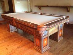 Custom Pool Tables by Rustic And Timber Frame Pool Tables Rustic Game Tables Barnwood