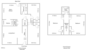 cape floor plans floor plans salisbury student housing