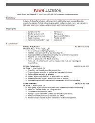 sample hostess resume resume examples simple job resume professional resumes sample online resume examples simple job resume resume samples free sample resume examples best birthday party host resume