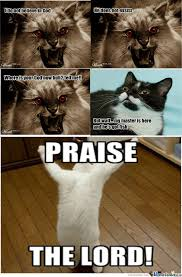 Fail Meme - atheist cat fail by godofmemes609 meme center