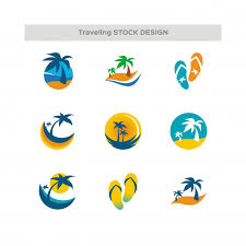travel logos images Travel logos set vector premium download jpg