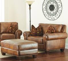 silverado caramel brown living room set from steve silver