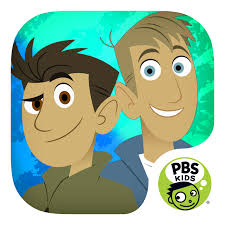 mobile apps wild kratts