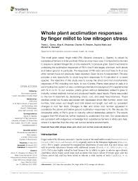 vijay bhosekar research article frontiers in plant science