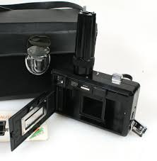 minolta autopak 600 x camera w case manual flash extender ebay