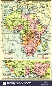 Maps Of Africa Map Of Africa Stock Photos U0026 Map Of Africa Stock Images Alamy