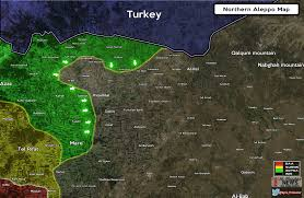 Azaz Syria Via Google Maps by Rebels Advance Rapidly Amid Full Scale Isis Retreat In Northern