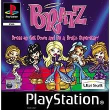 bratz video game