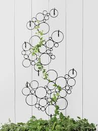 circle wall trellis gardener u0027s supply company