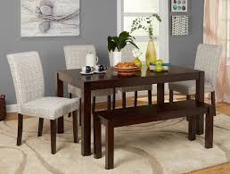 awesome glass dining room sets contemporary design ideas 2018