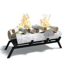 gas log fireplace insert parts ventless logs with blower repair