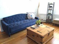 Ava Velvet Tufted Sleeper Sofa by Urban Outfitters Ava Velvet Tufted Sleeper Sofa 749 Vs Walmart 9