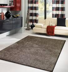 2 tone brown long soft durable shag area rug rug addiction