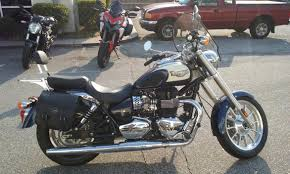 2007 triumph america motorcycles for sale