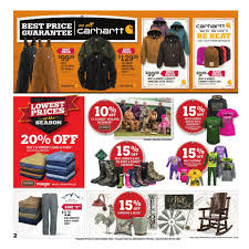 tsc black friday tractor supply ad october 4 october 8 2017 lowest prices of