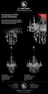 Real Crystal Chandelier K Light Import Klightimport Twitter