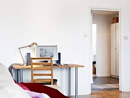 Cute Interior Design For Small Houses Cute Small Apartment On The Edge Of Modern Style Freshome Com