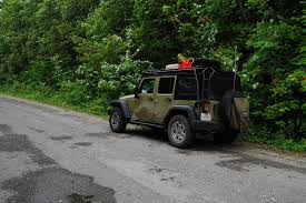 jeep kayak trailer are roof racks really worth it archive expedition portal