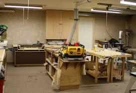 Garage Workshop by Brian U0027s Garage Workshop The Wood Whisperer