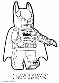 lego batman 2 coloring pages