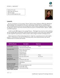 Sap Sd Resume 5 Years Experience Fwoods 347327 Sap Fico Resume