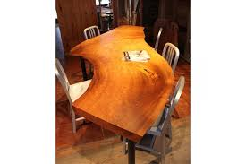 dining tables wood slab coffee table diy live edge walnut dining