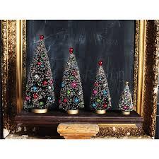 vintage christmas tree vintage christmas décor traditional christmas décor