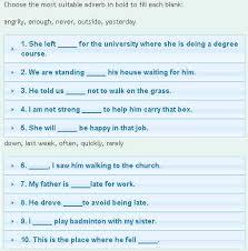 types of adverbs teacher roj