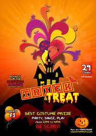 Kids Halloween Flyer Template Free Psd By Silentmojo On Deviantart