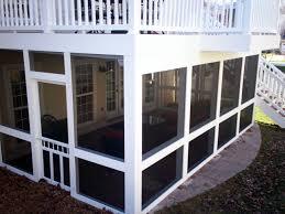 basement appealing basement design double story deck with