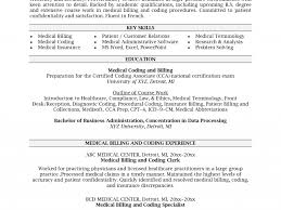 Medical Billing And Coding Job Description For Resume by Unusual Inspiration Ideas Medical Coding Resume Samples 4 Medical